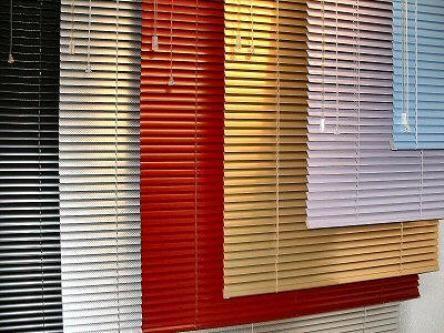 On persianas de fachada simulador de color