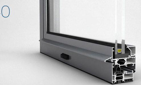 алуминива дограма - etem-e-40
